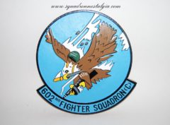 602nd fighter squadron