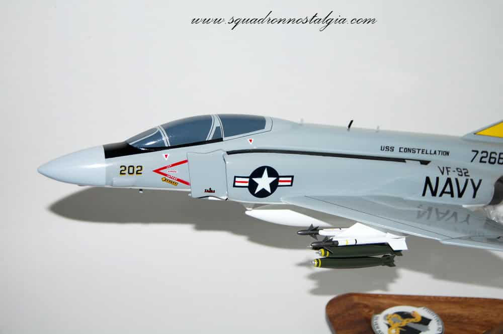 VF-92 Silver Kings F-4J (1973) Model