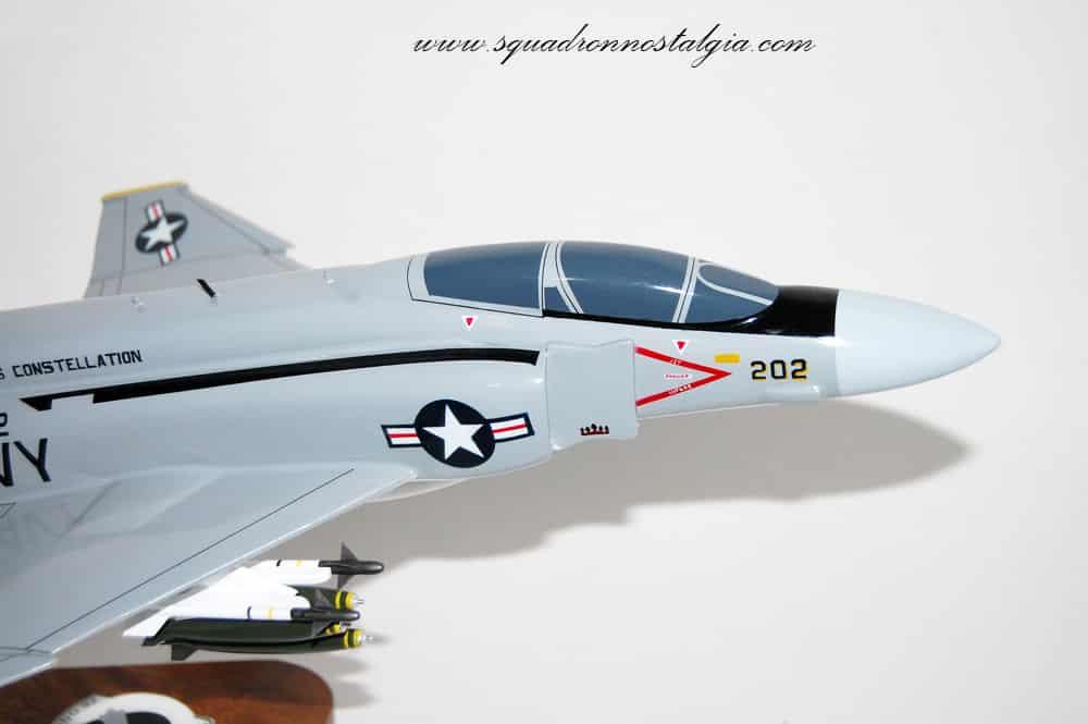 VF-92 Silver Kings F-4J (1973) Model