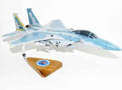 65th Aggressor Squadron F-15 Model