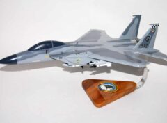 57th Fighter Squadron F-15 Model