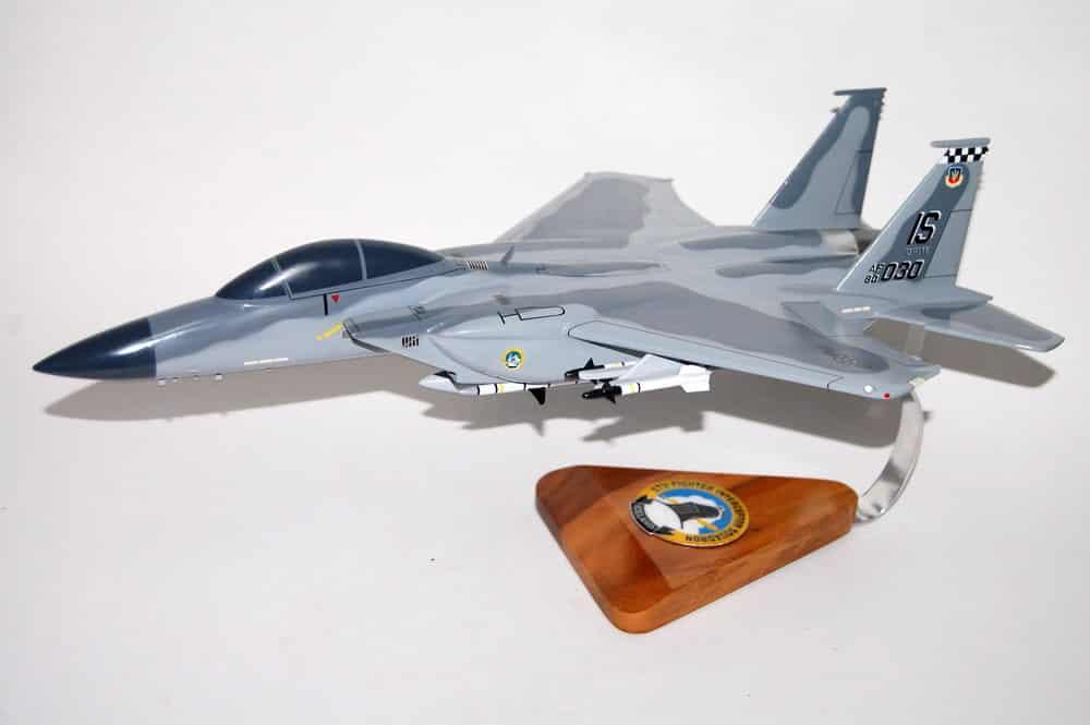 57th Fighter Squadron F-15 Model