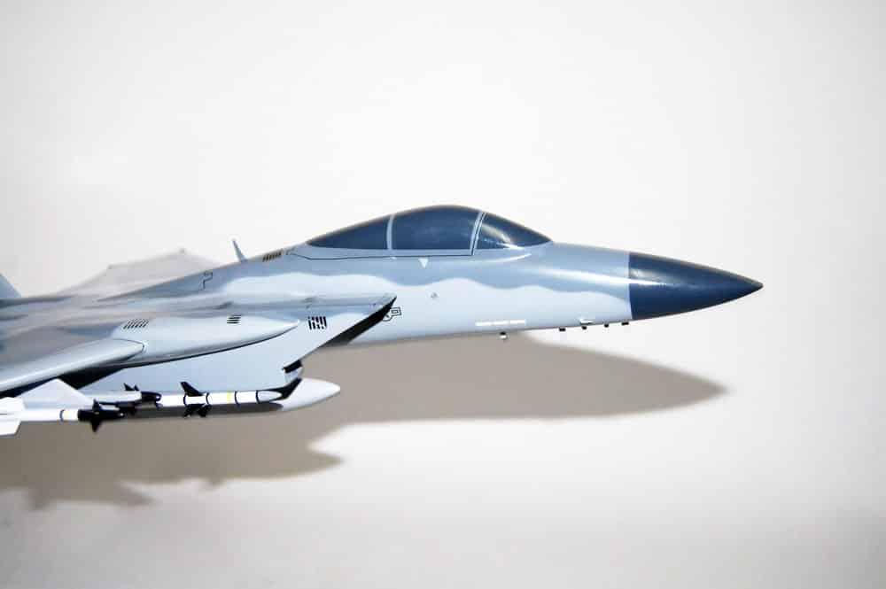 44th Fighter Squadron Vampires F-15 Model