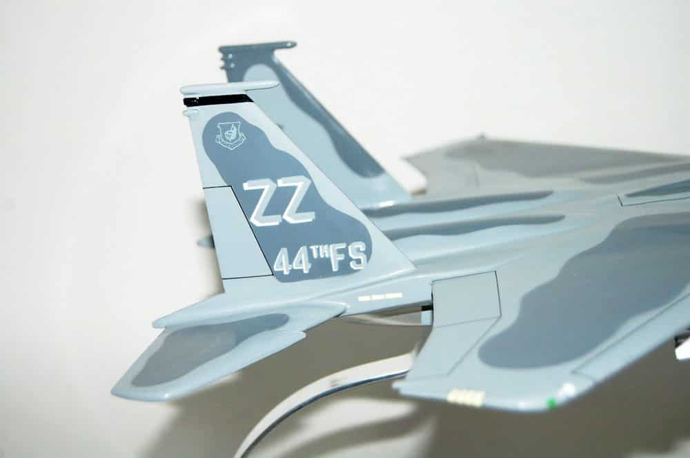 44th Fighter Squadron Vampires F-15 Model
