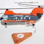 Pt Mugu Search and Rescue CH-46