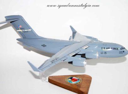 445th AeroMedical Evac Squadron C-17