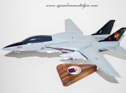 VF-11 Red Rippers F-14 Model