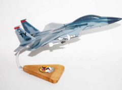 1st Fighter Squadron F-15 Model