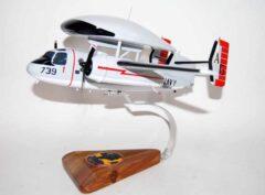 VAW-12 Bats E-1b Tracer Model