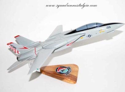 VF-211 Checkmates F-14 Model