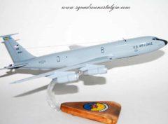 117th Kansas Coyotes Air Refueling Squadron KC-135 Model