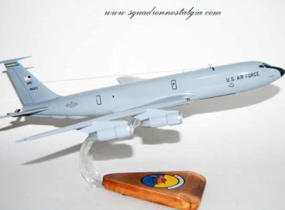 117th Kansas Coyotes Air Refueling Squadron KC-135 Model