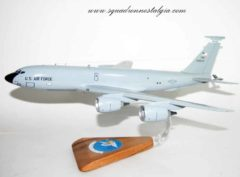 132d Air Refueling Squadron Maineiacs KC-135 Model