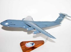 137th Airlift Squadron C-5 Model