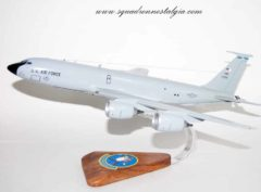 145th Air Refueling Squadron Tazz KC-135 Model