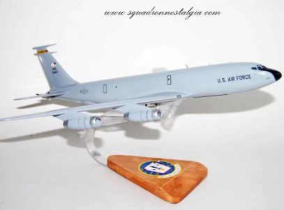 147th Steelers Air Refueling Squadron KC-135 Model