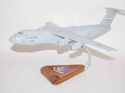 22nd Airlift Squadron C-5 Model