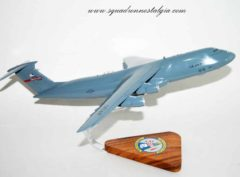 337th Airlift Squadron C-5 Model