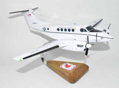 517th Airlift Squadron C-12 Model