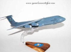 9th Airlift Squadron 'Proud Pelicans C-5 Model