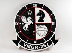 VMGR-252 Otis Plaque