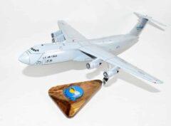 9th Airlift Squadron 'Proud Pelicans C-5 Model