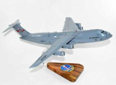 155th Airlift Squadron C-5 Model