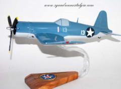 VMF-124 Wild Aces F4u-1 Model