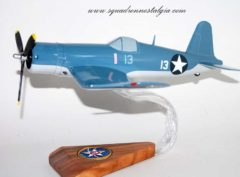VMF-124 Whistling Death F4U-1 Model