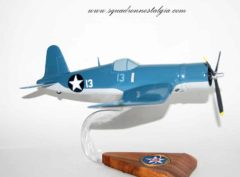 VMF-124 Wild Aces F4u-1 Corsair Model