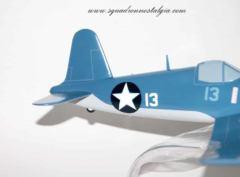VMF-124 Whistling Death F4U-1 Model