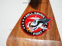 VMF-213 Hell Hawks F4U-1 Model
