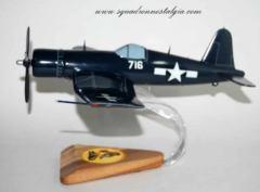 VMF-218 Hellions F4U-1D Model