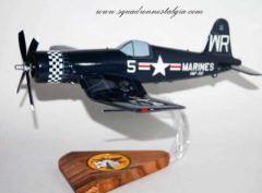 VMF-312 Checkerboards F4U