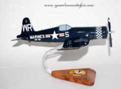 VMF-312 Checkerboards F4U