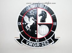 VMGR-252 Otis Plaque