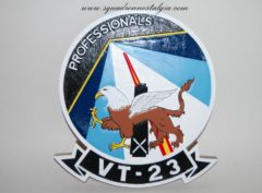 VT-23 Professionals Plaque