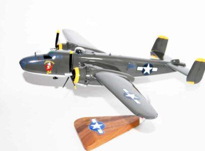 Champaign Gal North American B-25 Mitchell