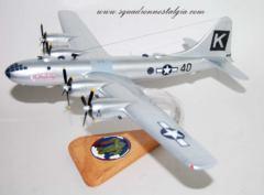 458th BS Sentimental Journey B-29 Model