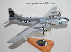 458th BS Sentimental Journey B-29 Model