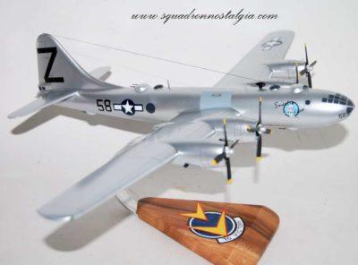 883rd Bomb Squadron B-29 Sweet Eloise Model