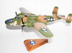 """Yellow Rose"" North American B-25 Mitchell"