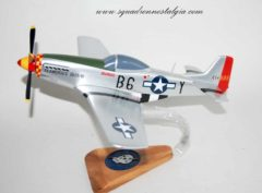 363rd Fighter Squadron P-51 Mustang Model