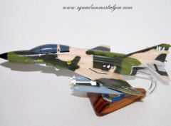 414th Fighter Squadron F-4E Model