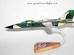 492d FS Bolars F-111E Model