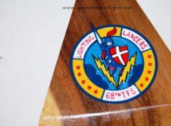68th Fighter Squadron Lightening Lancers F-4E Model