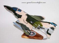 70th Fighter Squadron White Knights F-4e Model