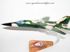 77th FS The Gamblers F-111E Model