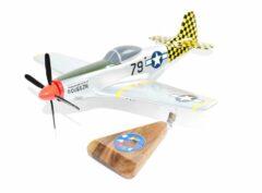 319th Fighter Squadron P-51 Model