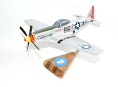 363rd Fighter Squadron P-51 Model